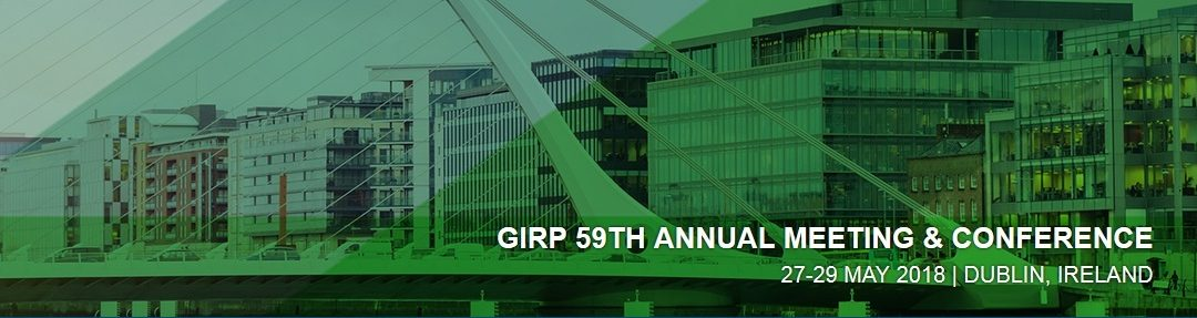 Annual Meeting & Conference GIRP